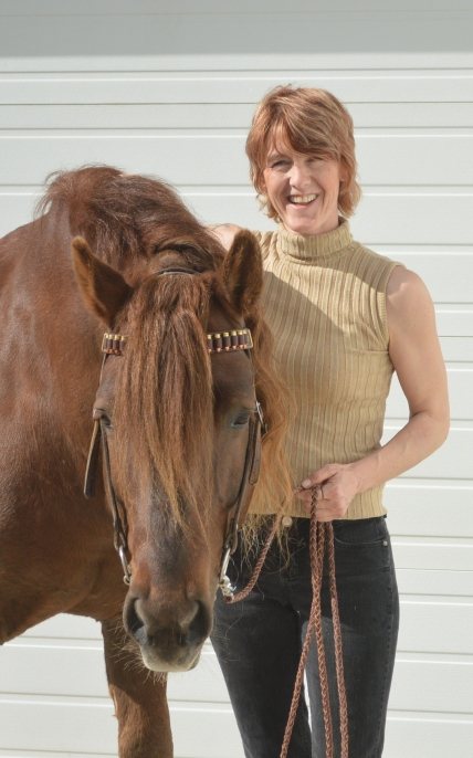 Mitzy Tait-Zeller - Red Horse Rambo