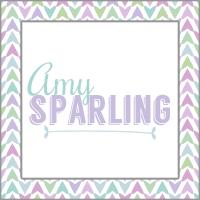 Amy author button