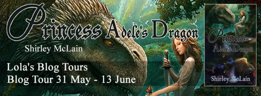 Princess Adele Dragon banner