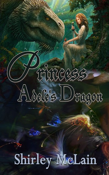 Princess Adeles Dragon cover